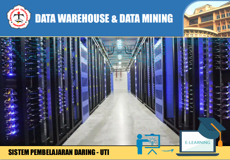 Data Warehouse dan Data Mining - Dedi Darwis, S.Kom., M.Kom