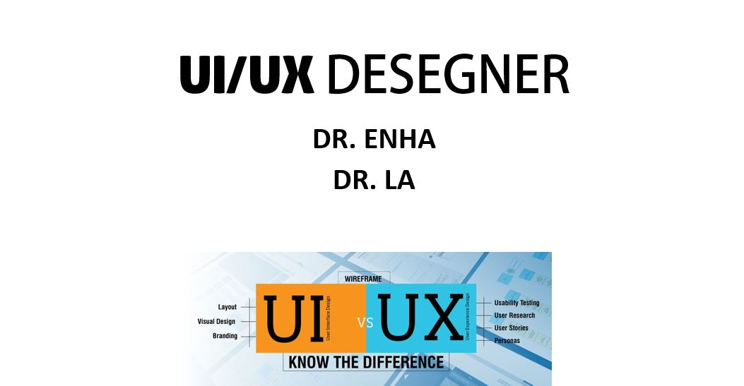 Digital Skills: User Experience